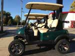 custom golf cart fleets michigan