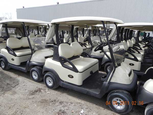 Michigan Golf Carts for sale - Custom new and used electric and gas